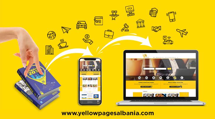 Yellow Pages Albania Imazhi KUSH JEMI